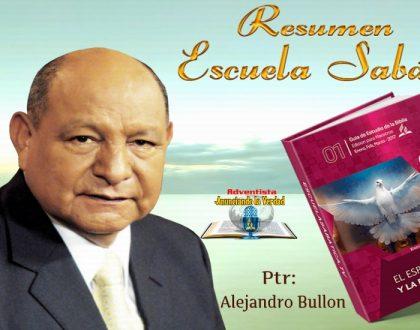 Resumen Esc. Sab. Ptr. Alejandro Bullón - Sábado 25 de Marzo del 2017