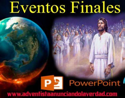 EVENTOS FINALES [ Muertos Resucitados y Vivos Transformados ]