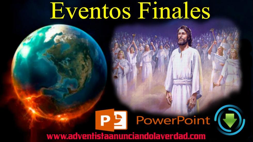 EVENTOS FINALES [ Las Fiestas Proféticas de Israel ]