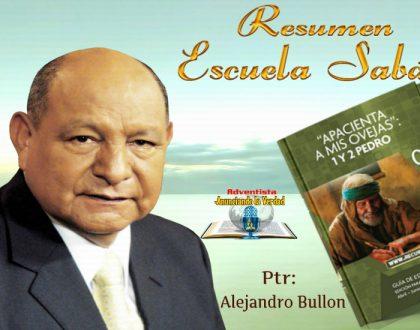 Resumen Esc. Sab. Ptr. Alejandro Bullón - Sábado 10 de Junio del 2017