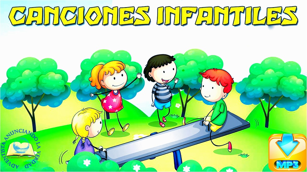 CANCIONES INFANTILES [ Música para Niños - Volumen VI ]