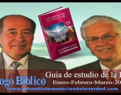"""DIALOGO BIBLICO – 12 al 17 de Marzo del 2017 – """" ENTRISTECER Y RESISTIR AL ESPIRITU """""""