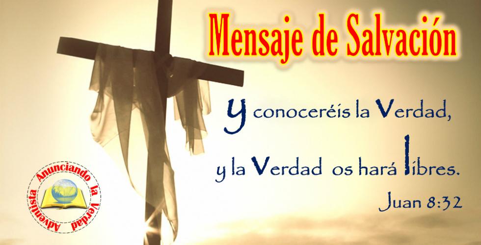 MENSAJE DE SALVACION [ ¡El Sufrimiento Puede Tener Un Propósito! ]